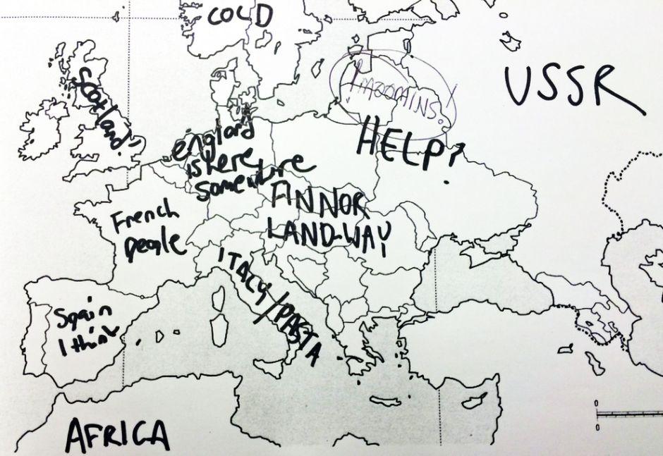 Amerykanie Uzupelniaja Mape Europy Masakra Joe Monster