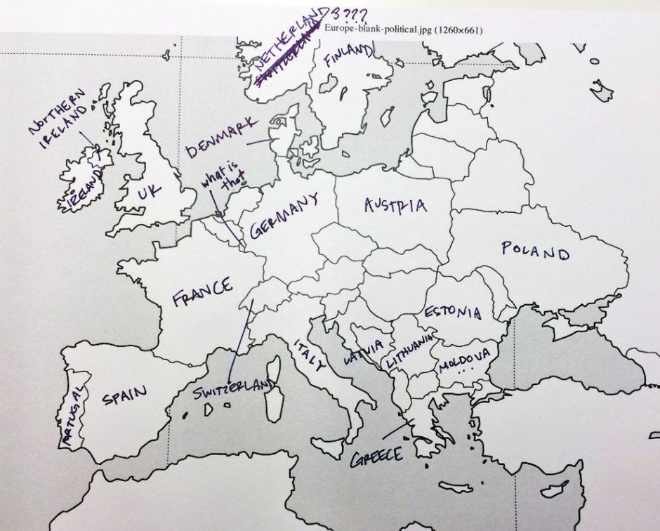 Amerykanie Uzupełniają Mapę Europy Masakra Joe Monster