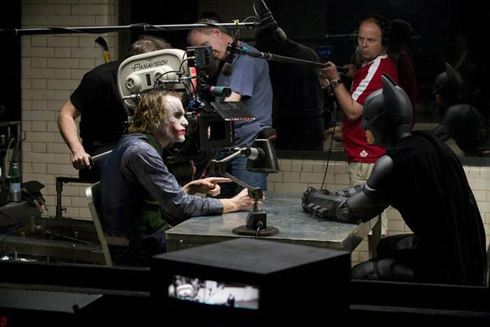 Zasady obowiązujące na planie filmowym - Joe Monster