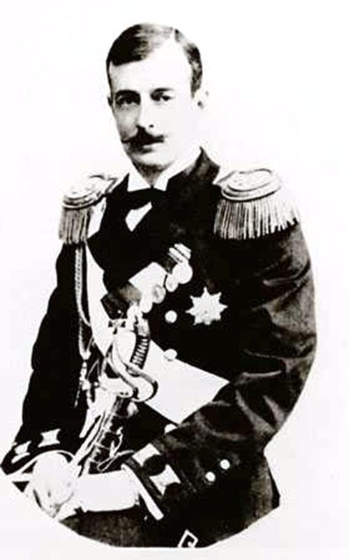 Wielki książę Cyryl Władymirowicz - następcy tronów na Joe Monster