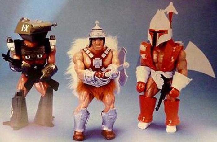 He-Man zabawka, bohater, lalka dla chłopców
