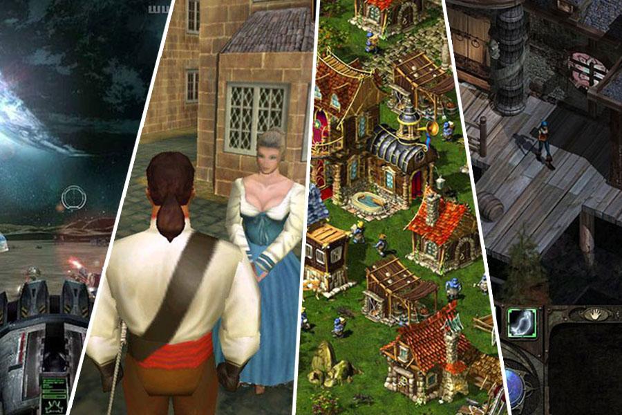 7 nieoczywistych gier starej daty, które zasługują na uwagę