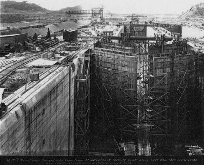 Największy skandal finansowego XIX wieku - budowa Kanału Panamskiego