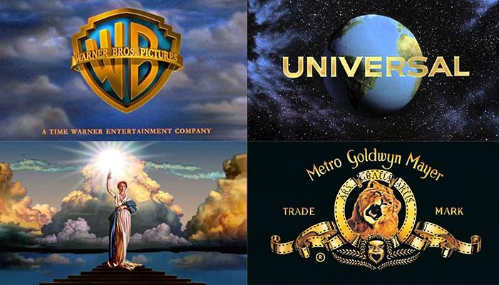 Historia najbardziej charakterystycznych logotypów wielkich wytwórni filmowych