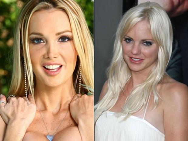 Olivia munn pornstar look alike