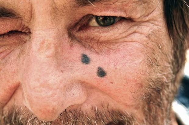 Więzienne Tatuaże Joe Monster