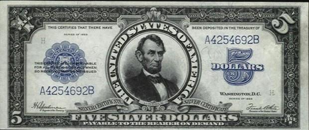 Bardzo Rzadkie Stare Amerykańskie Banknoty Joe Monster