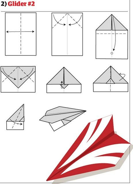 Samoloty z papieru - Joe Monster