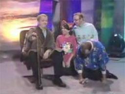 Kabaret Moralnego Niepokoju - Opowieści dziadka Barnaby