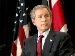 Bush blair gay bar video