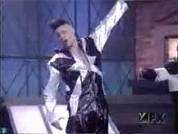 Jim Carrey jako Vanilla Ice