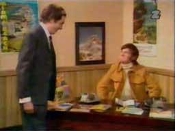 Monty Python - Skecz o biurze podróży