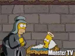 Boże Narodzenie według Simpsonów