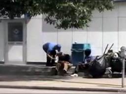 Noworoczne postanowienia bezdomnych