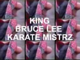 King Bruce Lee Karate Mistrz
