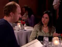 Lucky Louie - Rozmowa w restauracji
