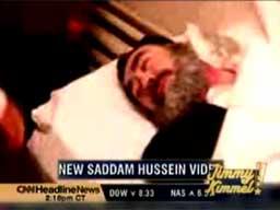 Saddam Hussein żyje