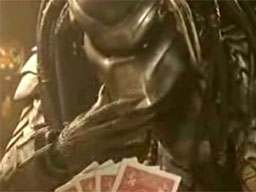 Alien vs Predator Poker