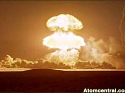 Najpotężniejszy wybuch atomowy w historii