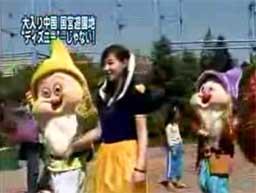 Chińscy piraci skopiowali Disneyland
