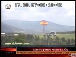 Nuklearna eksplozja w Karkonoszach