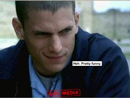 Komiks Prison Break 2