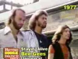 Arka Satana kontra Bee Gees - Czarna msza