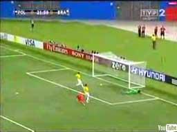 Polska wygrała z Brazylią 1:0