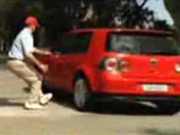 Forrest Gump i jego samochód