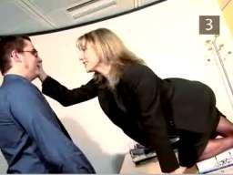 Jak uwieść szefową?