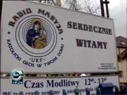 I co pani słyszy w Radiu Maryja?