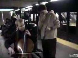 Flet, wiolonczela i... beatbox