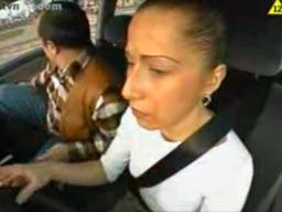 Wypadek nauki jazdy