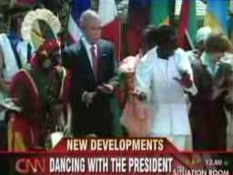 Tańczący Bush
