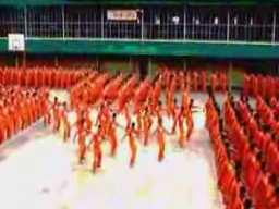 Thriller Jacksona w filipińskim więzieniu