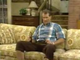 Al Bundy jako Tata Psychopata
