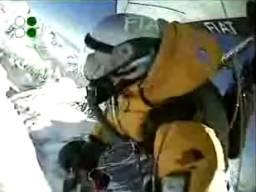 Lotnią nad Mount Everest