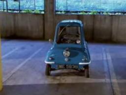 Najmniejszy produkowany seryjnie samochód