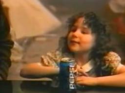 Reklama Pepsi rodem z Ojca Chrzestnego