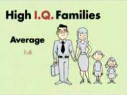 Średni poziom IQ jest coraz mniejszy