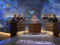Skandal  w Forum TVP