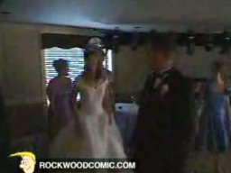 Goście tańczą Thriller na weselu
