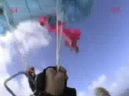 Niesamowity farciarz - Podwójna awaria spadochronu