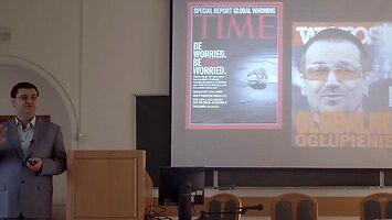 Klimatyczne fakty i mity - świetny wykład Marcina Popkiewicza