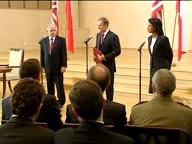 Tusk, Kaczyński i język angielski