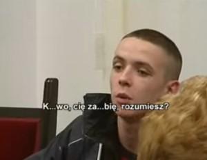 Skazany piętnastolatek grozi w sądzie