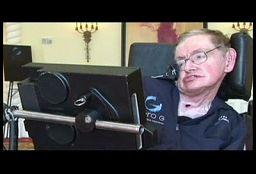 Stephen Hawking ma poczucie humoru