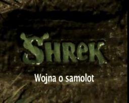 Shrek - wojna o samolot