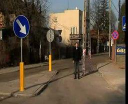 Polska: Rondo ze słupem po środku