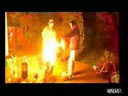Idiota, czyli jak rozpalić porządnie ogień